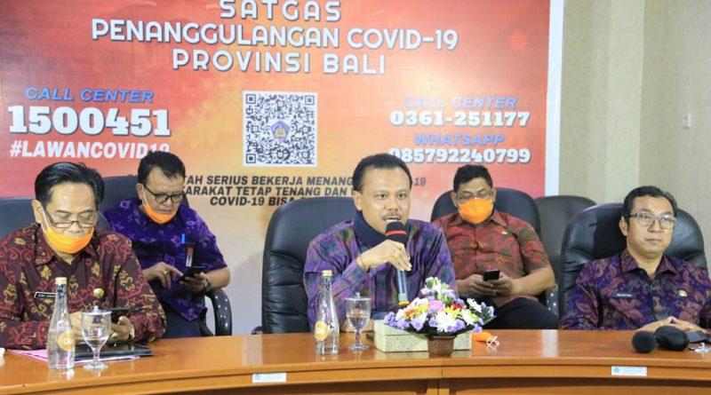 Bali Komitmen Patuhi Protokol Covid19 Pusat/theeast.co.id