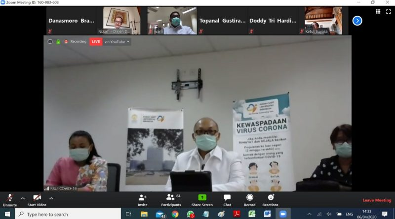 Kemendikbud Serahkan Bantuan APD ke Relawan dan Rumah Sakit Pendidikan/theeast.co.id