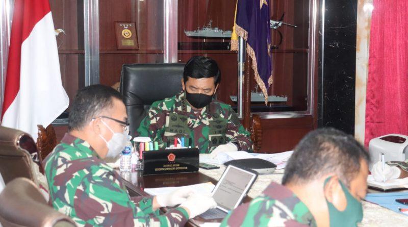 Personel dan Alutsista TNI Dikerahkan Untuk Dukung Penanganan Covid-19/theeast.co.id