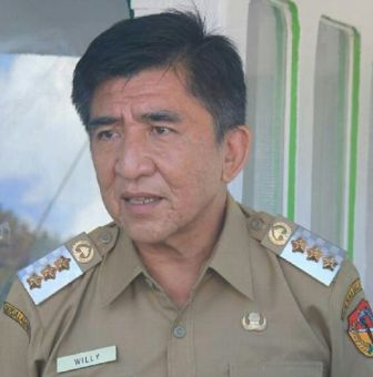 Cegah Virus Corona, Bupati Lay Minta Masyarakat Bantu Awasi Pelintas Ilegal/theeast.co.id