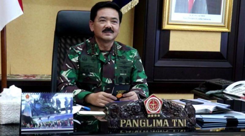 Panglima TNI Perintahkan Jajaran Terus Serius Tangani Covid-19/theeast.co.id