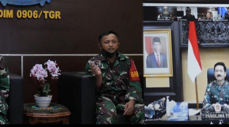 Inovasi Box Sterilisasi Uang, Kodim 0906/Tenggarong Raih Penghargaan dari Panglima TNI/theeast.co.id
