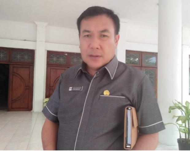 Apin Saka Jabat Pimpinan Fraksi Demokrat DPRD Belu/theeast.co.id