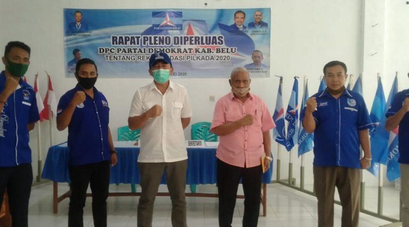 Resmi! Demokrat Usung, Sahabat Jilid 2 Siap Bertarung/theeast.co.id