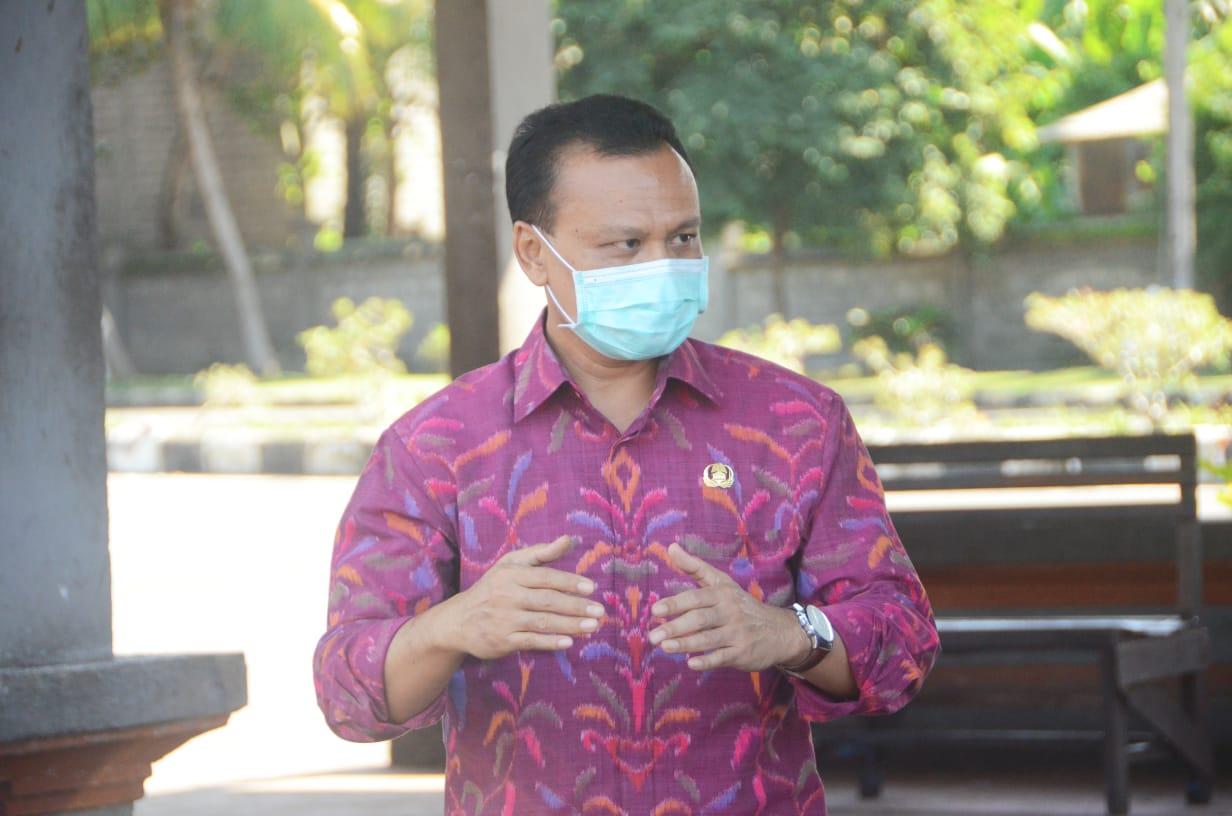 Cegah Klaster Baru, Sekda Bali Instruksikan Pembentukan Satgas di Pasar Tradisional/theeast.co.id