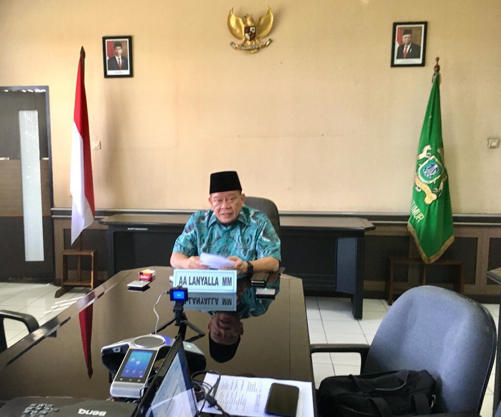 Ketua DPD Ingatkan Tiga Sektor Prioritas/theeast.co.id