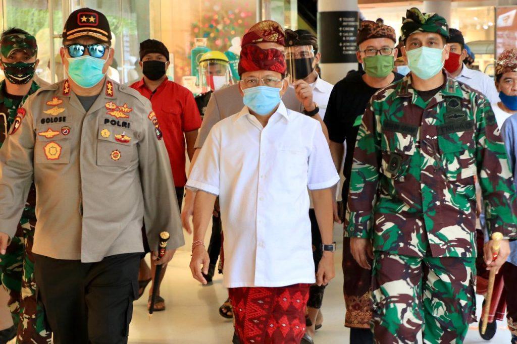 Koster Minta Bupati dan Walikota di Bali Serentak Buka Akses Pariwisata dan Rutin Sidak Protokol Kesehatan/theeast.co.id