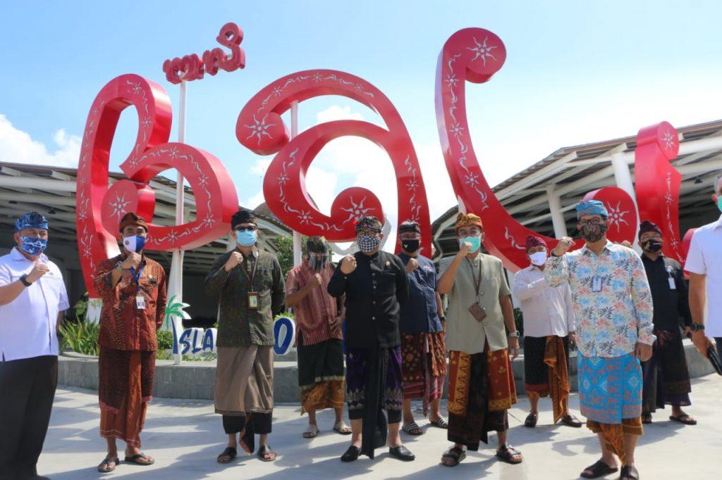 Hari Pertama Dibuka bagi Wisdom, Bali Sambut 400 Lebih Turis Lokal/theeast.co.id
