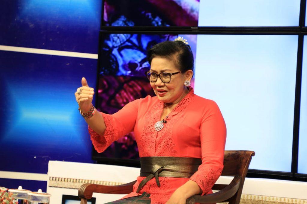 Ny Putri Koster Ajak Pasar Modern Berkolaborasi Tingkatkan Pemasaran UMKM Bali/theeast.co.id