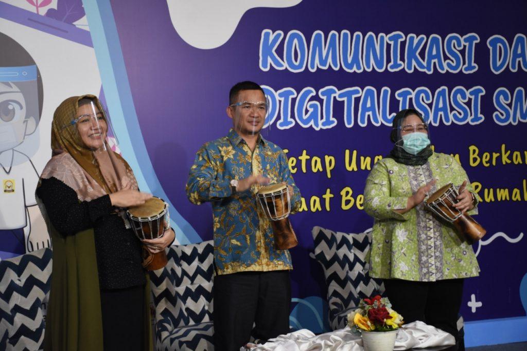 Kemendikbud Ajak Siswa SMP Menjadi Komunikator Suskes dan Pengguna Digital yang Bijak/theeast.co.id