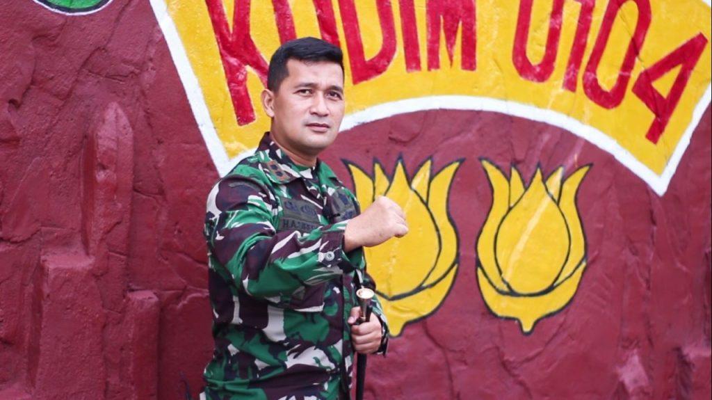 """Dandim 0104/Atim, Dirgahayu Pramuka ke-59""/theeast.co.id"