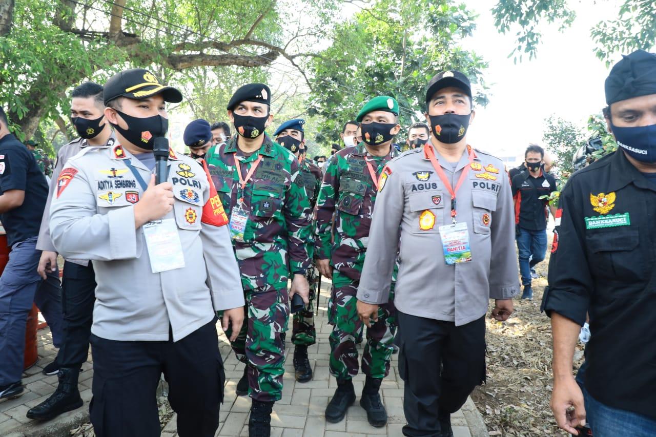 TNI-Polri Kompak, Alumni AKABRI 1989 Gelar Gerakan Ketahanan Pangan/theeast.co.id