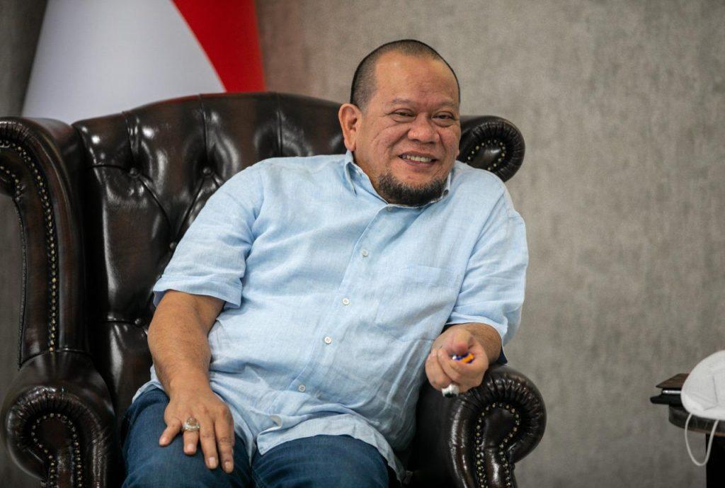 Ketua DPD RI LaNyalla Mattalitti: Soal Kapolri Domain Presiden, Terlalu Dini Bicara Pengganti Idham Aziz/theeast.co.id