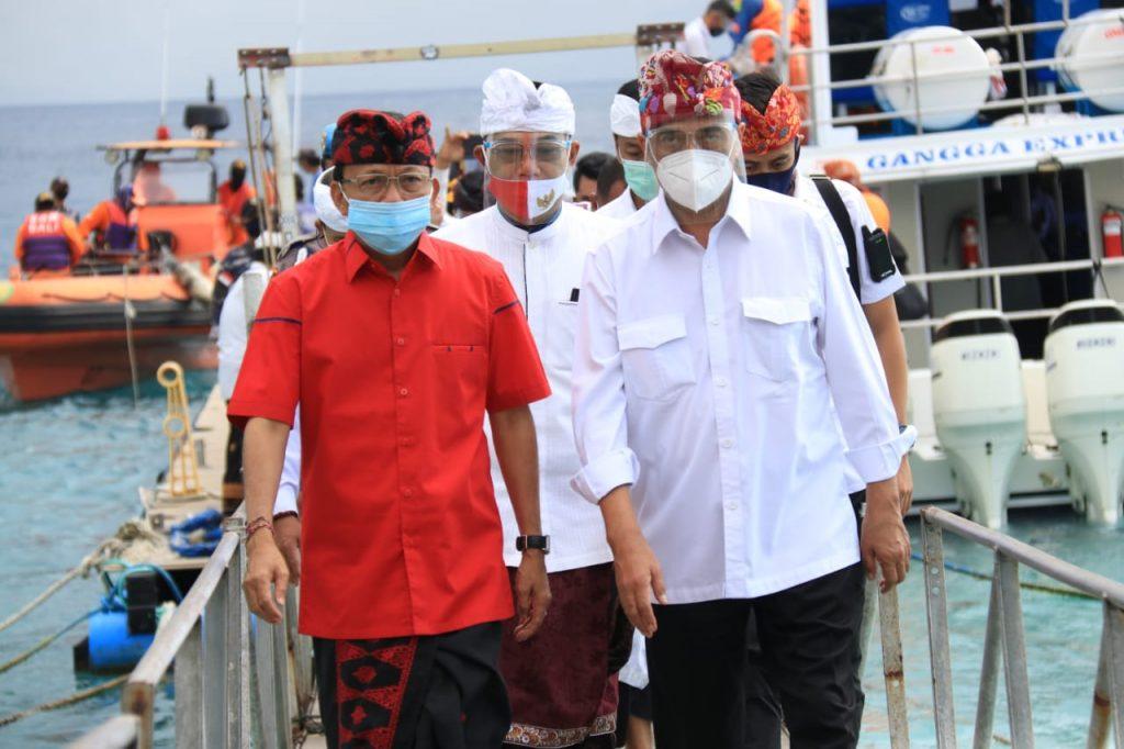 Menhub : Bali Harus Bangga Punya Wayan Koster/theeast.co.id