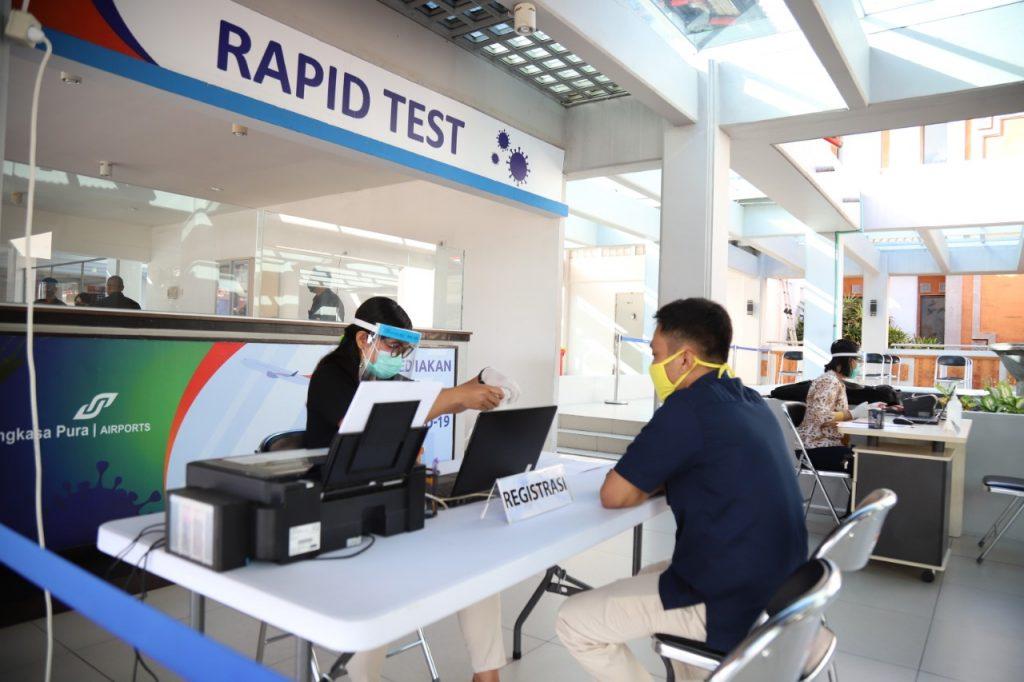 8 Bandara di Indonesia Turunkan Tarif Rapid Test Tinggal Rp 85 Ribu/theeast.co.id