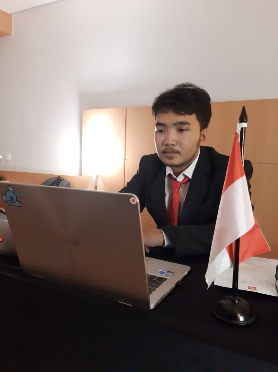 Indonesia Juara II Dunia Business Case pada Ajang International Economics Olympiad 2020/theeast.co.id