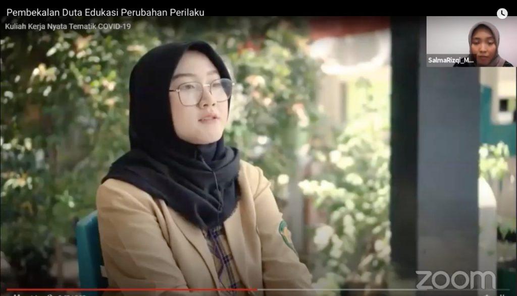 Tekan Laju COVID-19, Kemendikbud Bekali Mahasiswa Duta Perubahan Perilaku Masyarakat/theeast.co.id