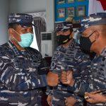 Wakil Kepala Staf TNI AL Tinjau Satuan di Wilayah Sidoarjo